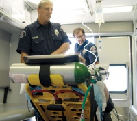 Volunteer EMTs sought at local agencies; training course to begin this fall