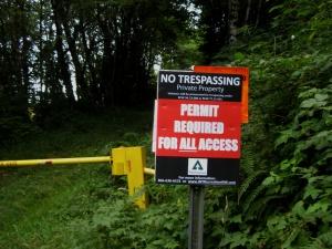 Vandalism, property damage spearheads Weyerhaeuser lockdown