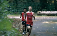 T/W Cross Country makes statement at home meet