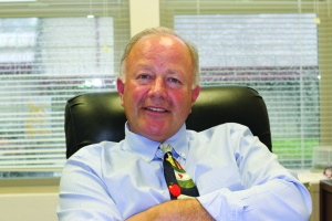 South Bend Super Mike Morris stepping down