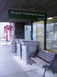 Winlock considers annexing library
