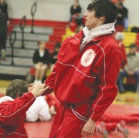 Lam and Horton are Brothers of the Mats