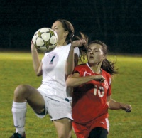 Castle Rock girls soccer finishes season with win