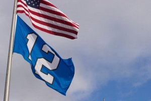 Grays Harbor hospital raises flag in support of Seahawks