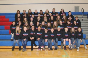 """Willapa Valley FCCLA participates in """"Exceeding Expectations"""""""