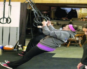 Mudtown Fitness will release your inner power
