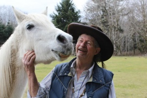 It's a Western life for local artist Ken Hurley