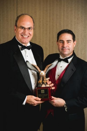 Rockett awarded Agent of the Year