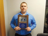 Castle Rock honors exemplary police cadet