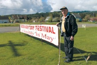 Grand Marshal Andy Wilson reflects on May Days past