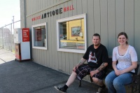 Winlock Antique Mall open for business