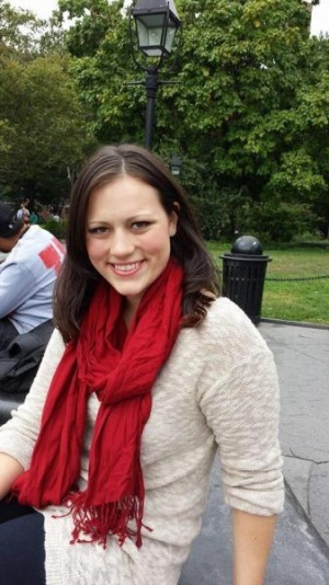Metcalf serves others as social worker in NYC