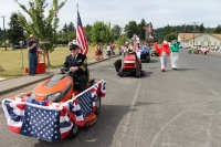 Hundreds turn out for Vader Fourth of July show