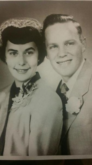 Meeks to Celebrate 60 years of Marriage