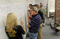 Residents compose extensive list of options for Exhibit Hall Building