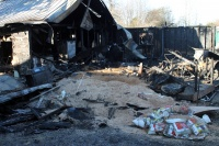 Cause of Vader fire 'Undetermined' due to lack of usable evidence