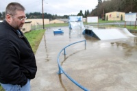 Winlock re-opens skate park in response to request for use