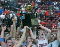 Toledo boys take home first-ever state trophy