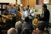 Musicians perform at Toledo Library