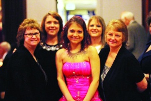 Valentine Prom Night brings community together