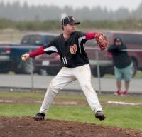 Warhawk Baseball Split Four Games