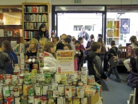 Grade schoolers give big at Read and Feed in Winlock