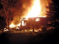 Trailer lost in Winlock fire