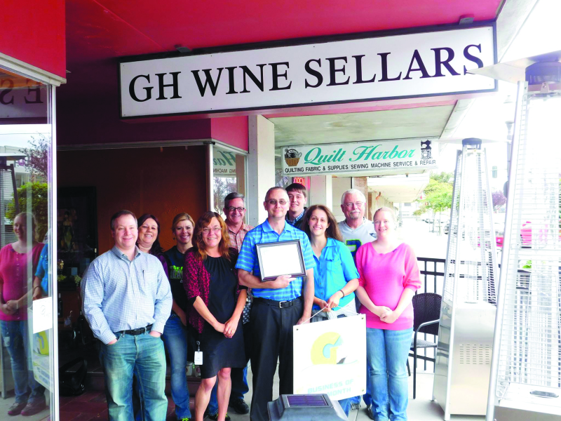 Business of the Month for October: GH Wine Sellars