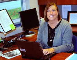 Willapa Valley Principal selected as Distinguished