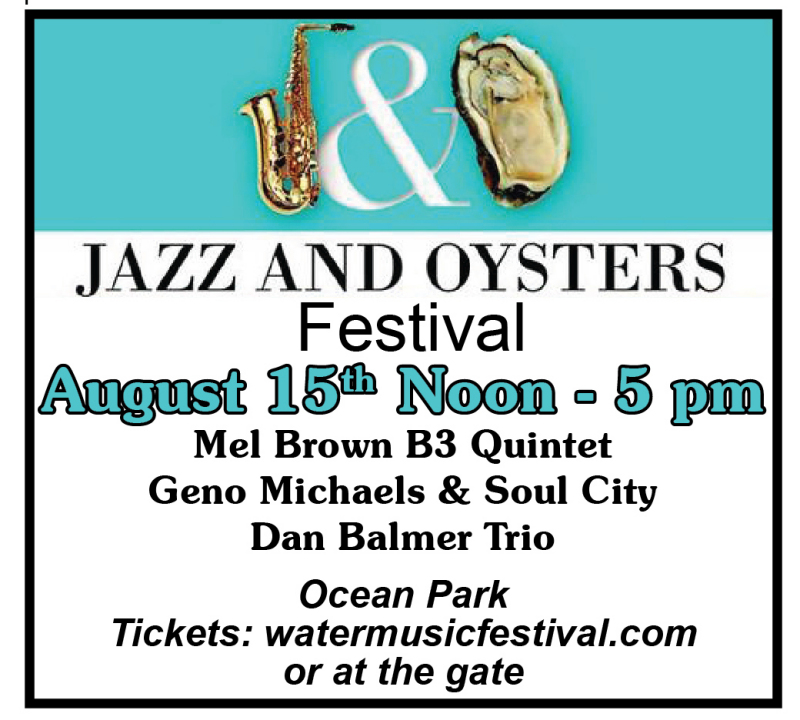 Jazz and Oysters in Ocean Park
