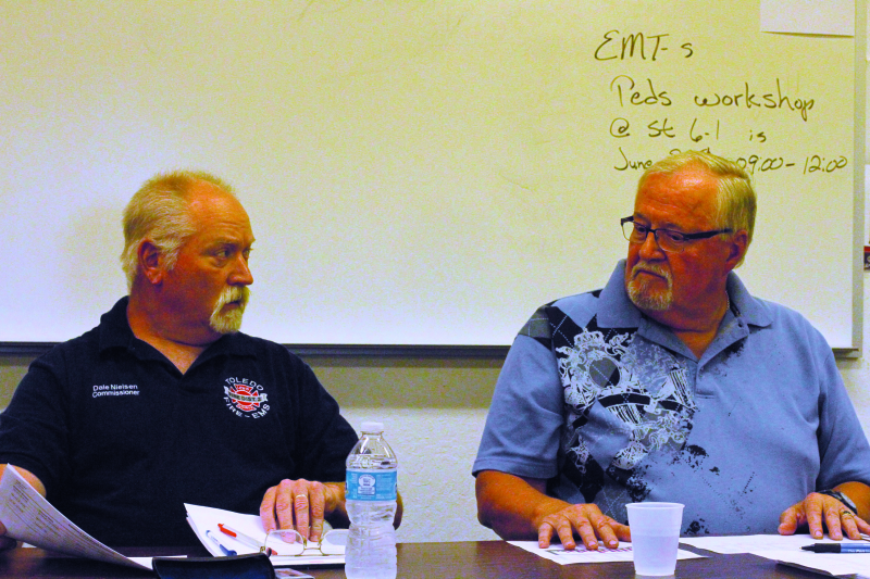 Lawsuits and Lawyers discussed in Medic One Workshop