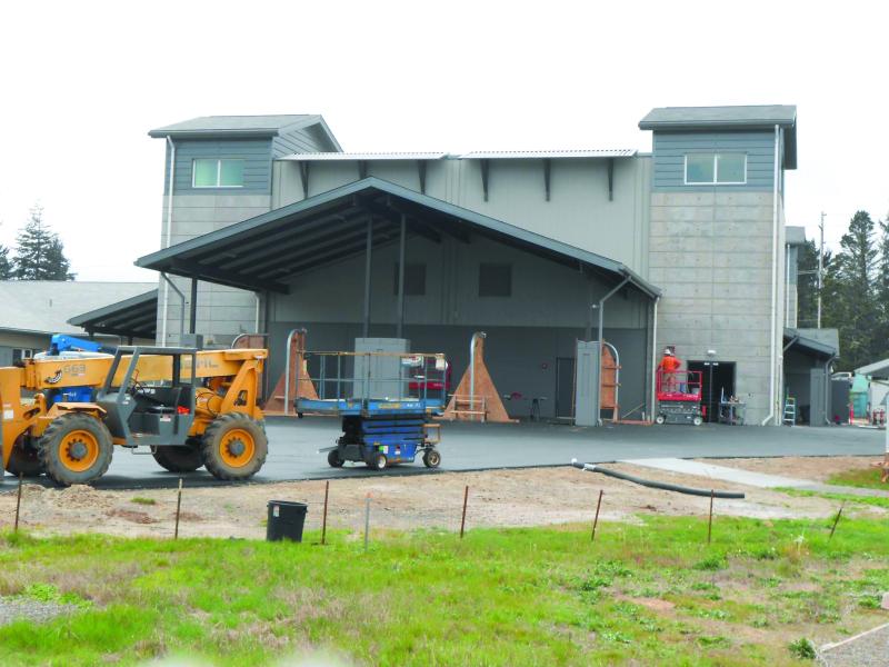The New Ocosta Elementary School