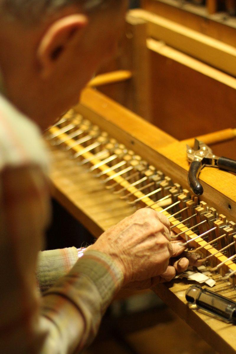 Wurlitzer Organ plays once again