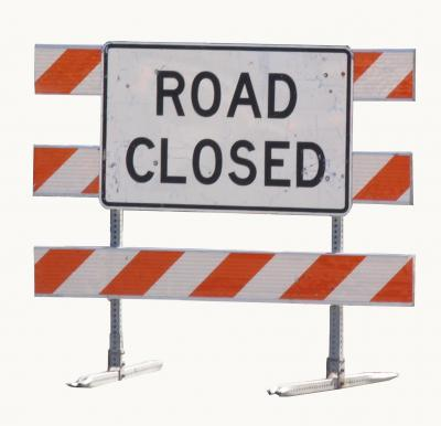 Commercial Street construction closing streets