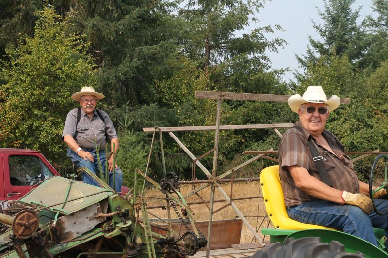 54th Threshing and Gas Show this weekend