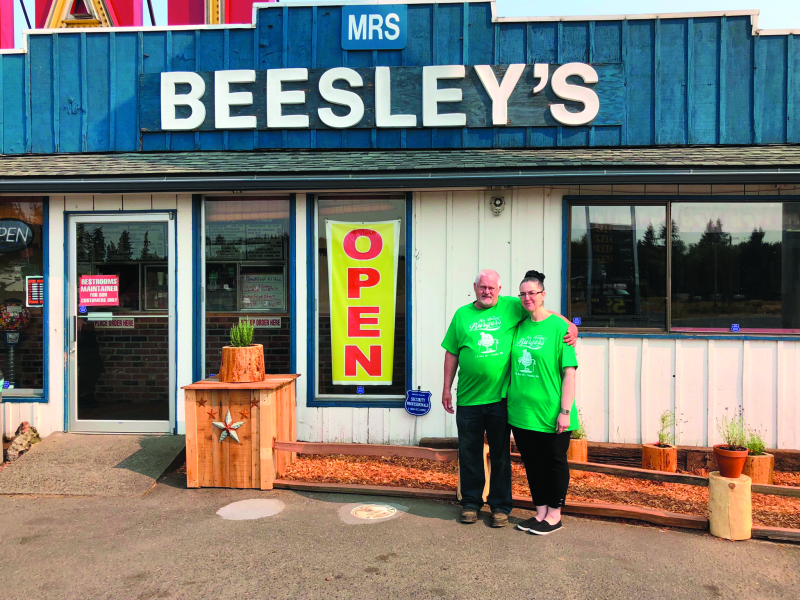 New owners at Beesley's