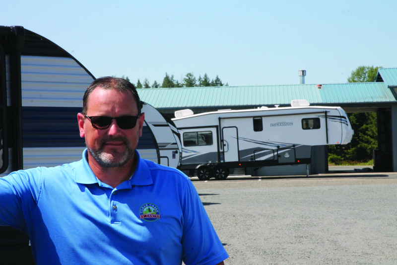 Clear Creek RV expands to Hamilton Rd.