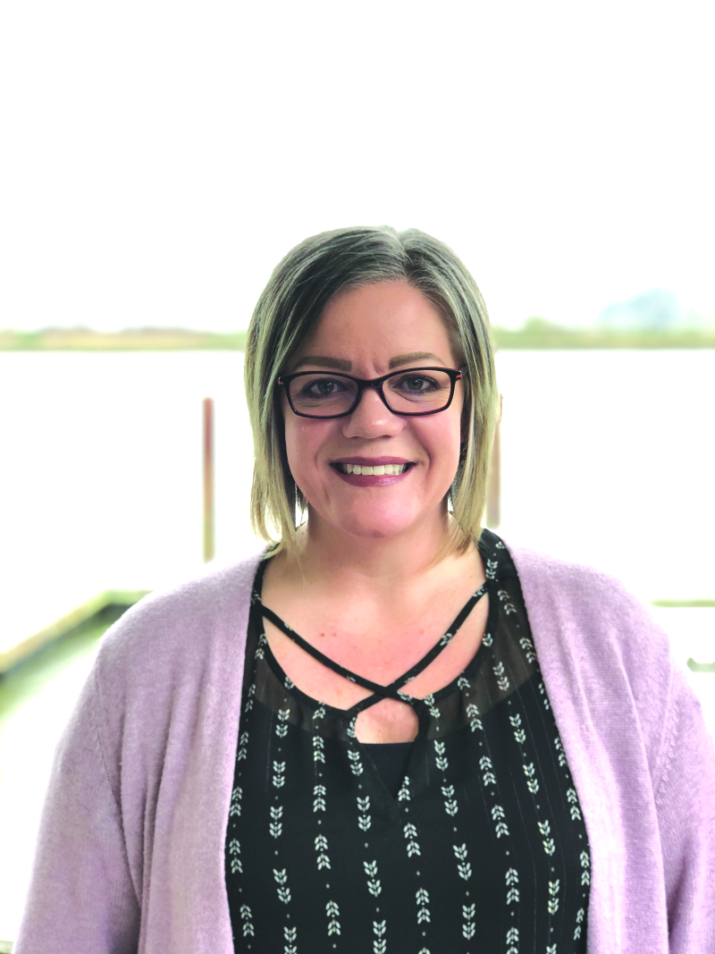 Denise Rowlett brings TAC her administrative experience