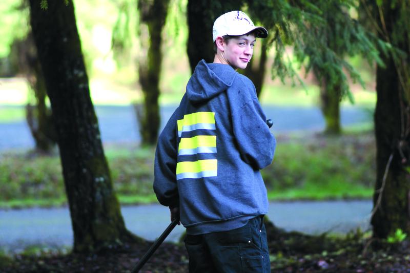 Winolequa Park Clean Up by community