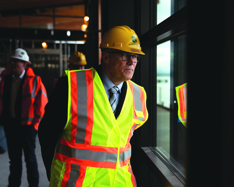 Governor Inslee outlines tentative plans for reopening Washington