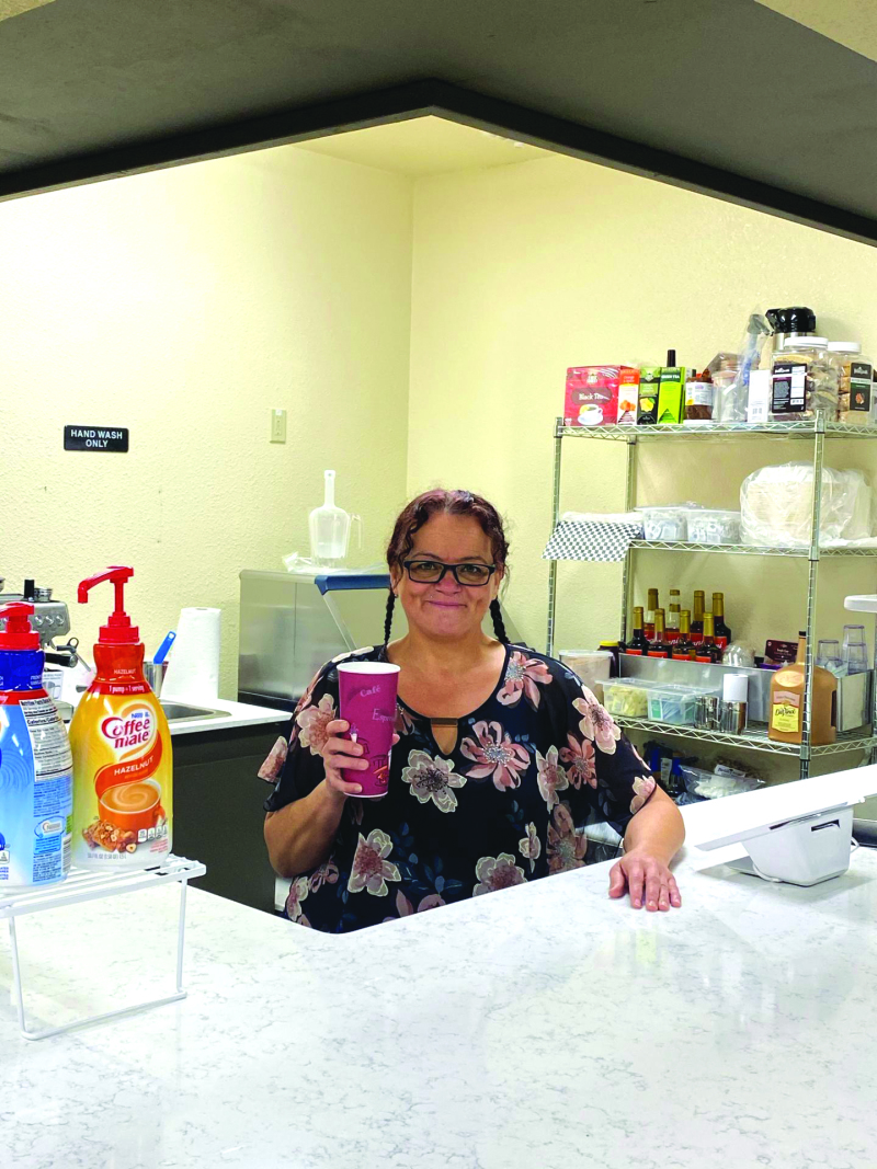 Kimberly's Coffee House and Things opening soon in Winlock