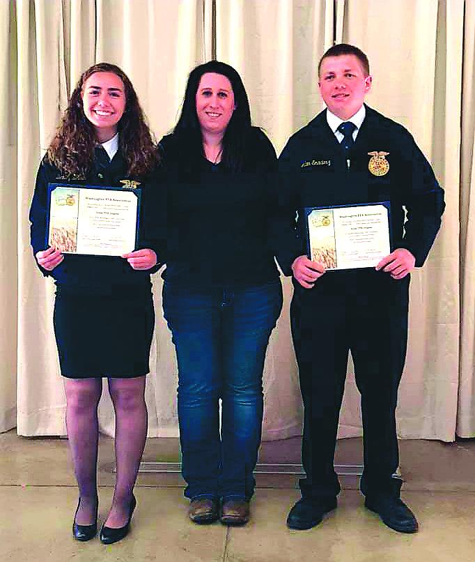 2019 Teacher Spotlight: Molly Majors of the Willapa Valley School District