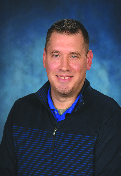 Nick Bamer, new athletic director in Winlock