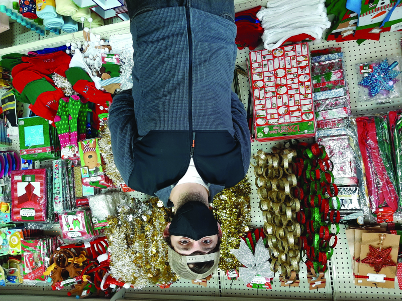 Liquidation Warehouse gears up for Christmas