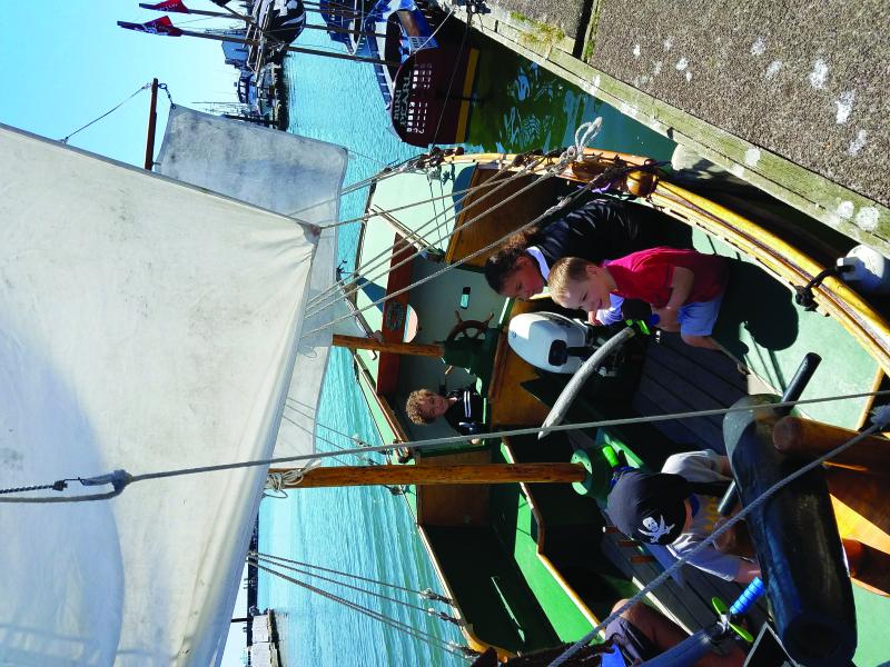 Pirates set to plunder Westport June 25 to 27