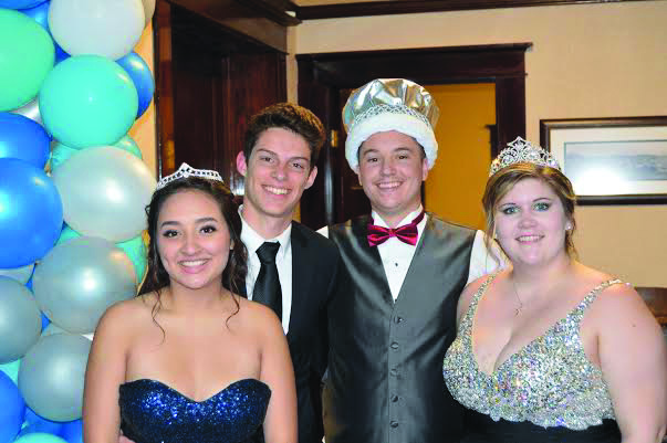South Bend 2016 Prom Court