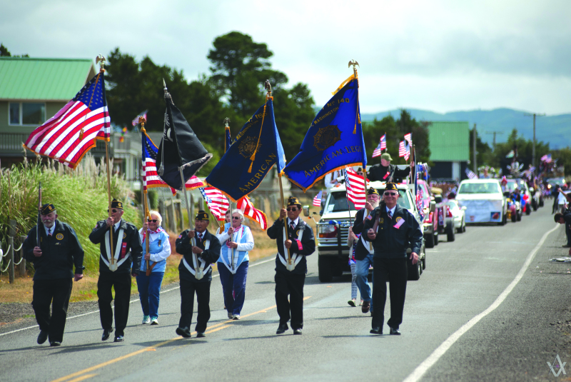 July 4th Parade happening this year in Tokeland