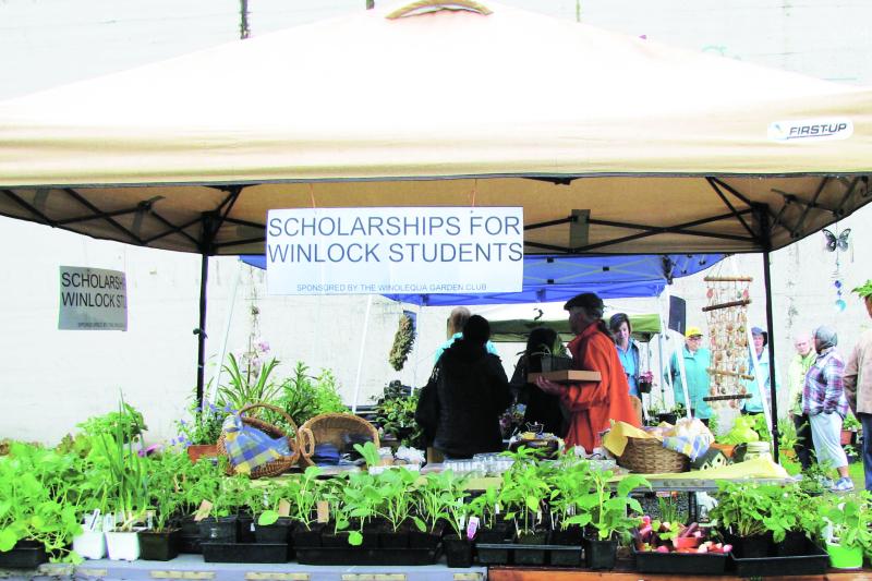 Winolequa Garden Club Scholarship