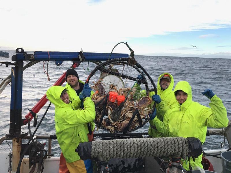 Crab Season still delayed, but Season is promising