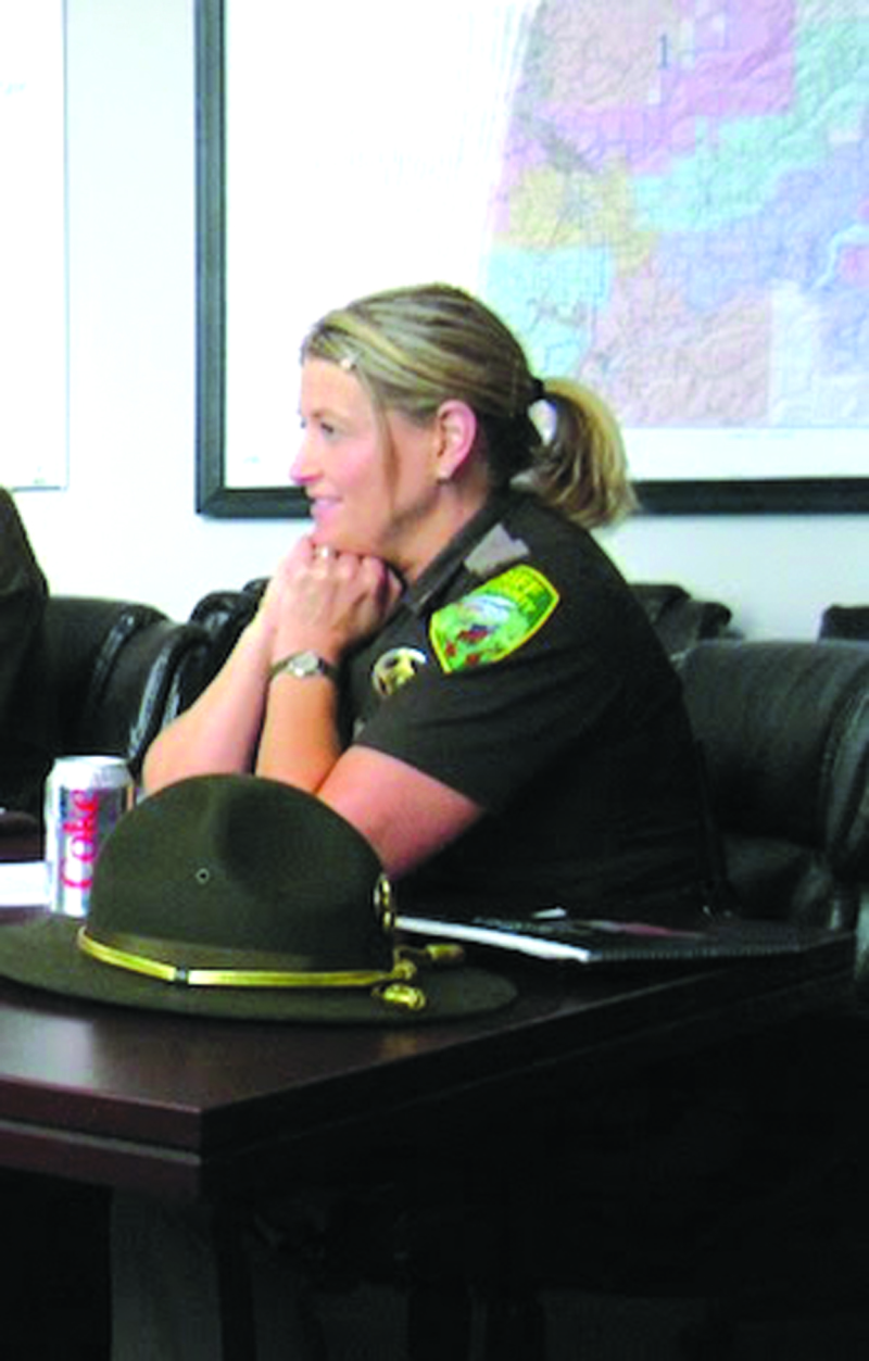 Lewis County's top deputy to lead Evergreen College Police Force